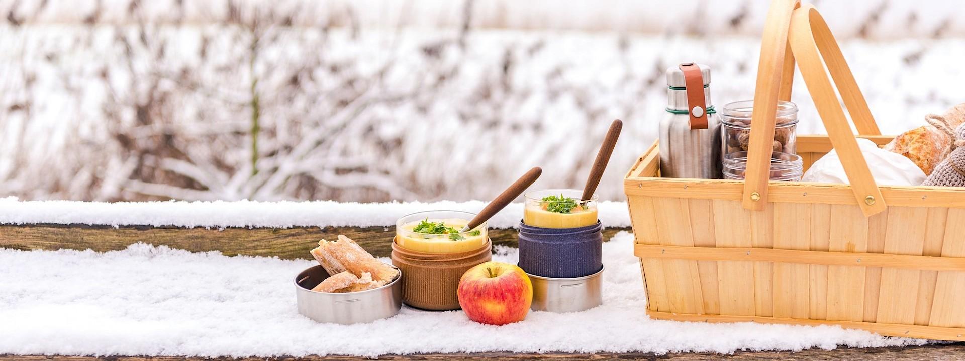 Winterzeit ist Picknickzeit! Rezepte und Tipps für dein Winterpicknick
