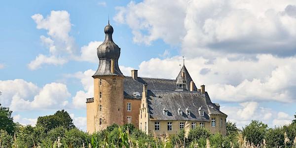 Die Burg Gemen in Borken