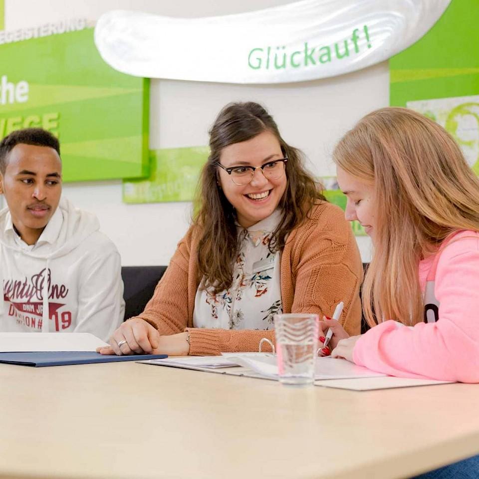 Lernen fördern e.V. ist ein engagierter Arbeitgeber im Münsterland