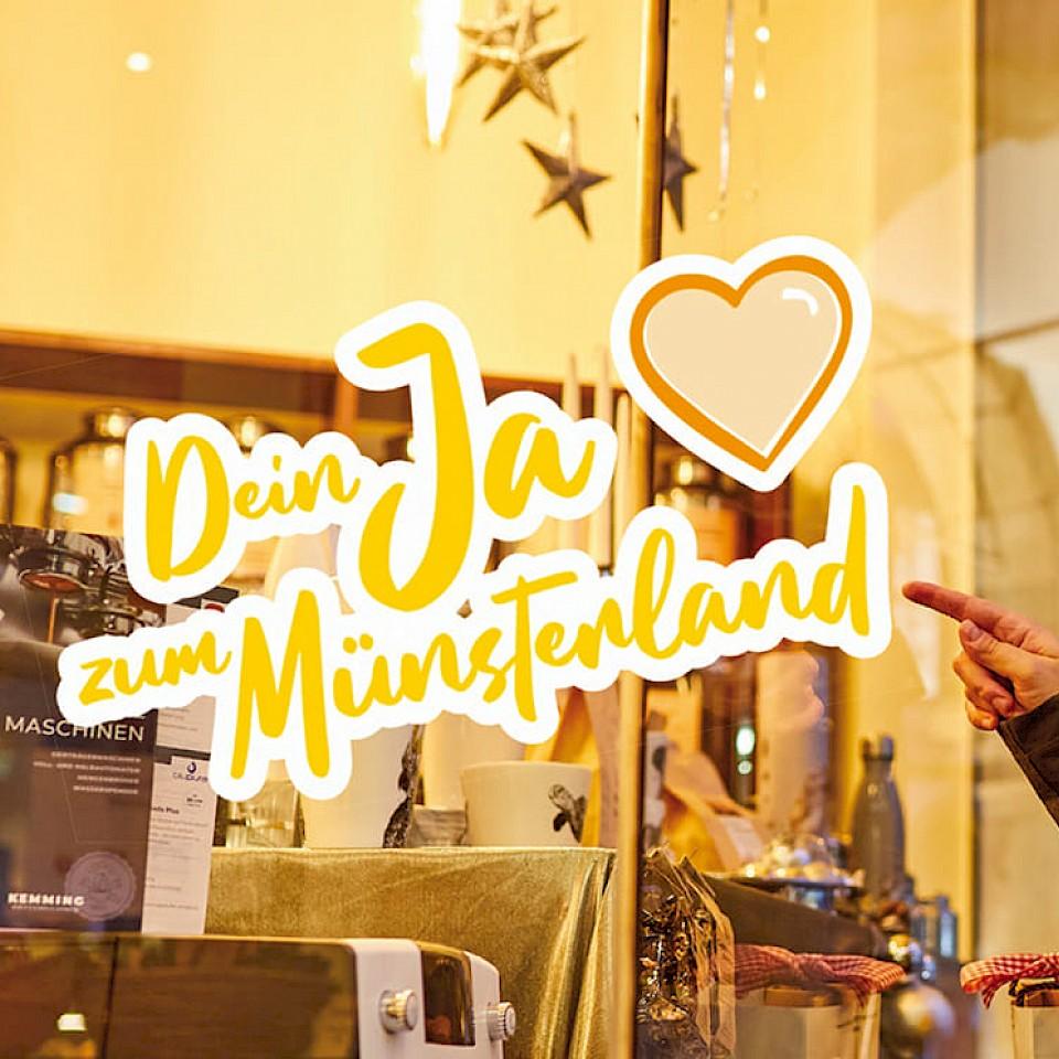 Dein Ja zum Münsterland