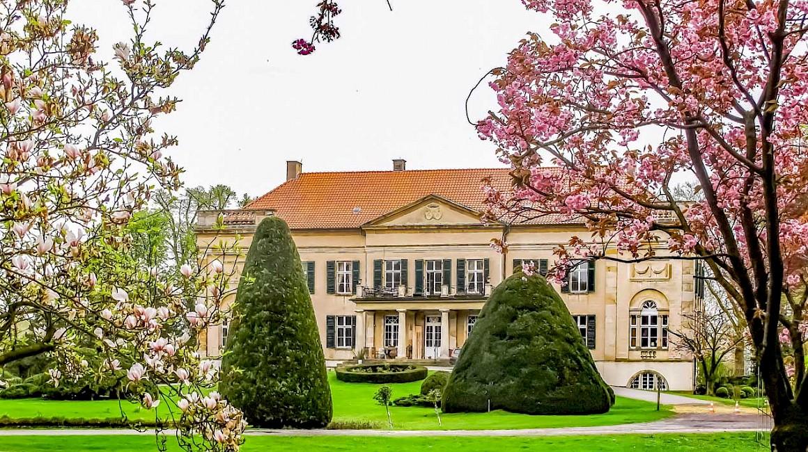 Schloss Harkotten - ein traumhafter Ort für eine Rast