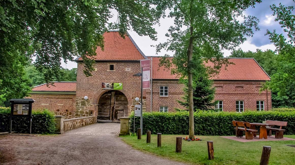 Das Schloss Sythen gehört zu den kleinen Schätzen im Münsterland
