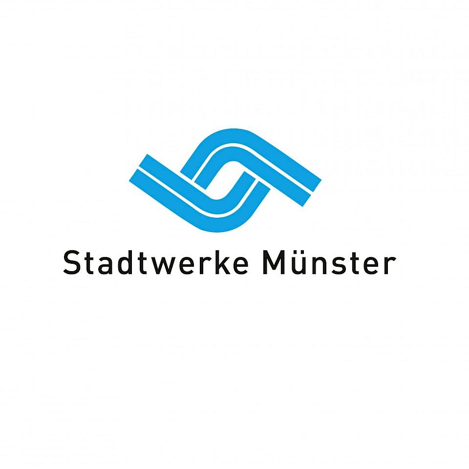 Das Logo der Stadtwerke Münster