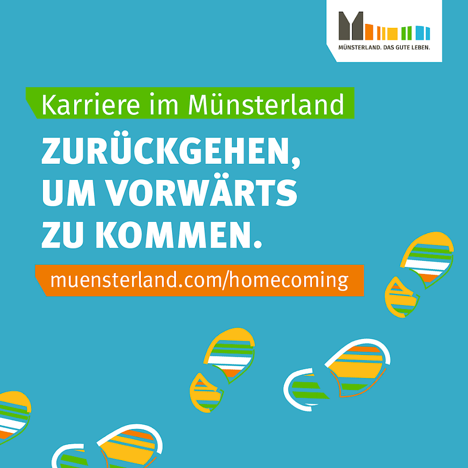Homecoming@Münserland: Going back to move forward