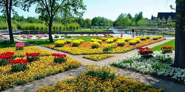 Vier-Jahreszeiten Park am Werse Radweg