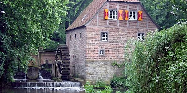 Die alte Mühle von Drensteinfurt