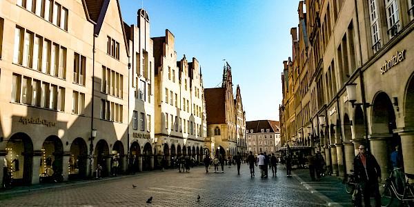 Münster am Werse Radweg