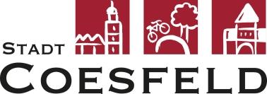 Das Logo der Stadt Coesfeld<br>© Stadt Coesfeld