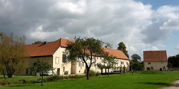 Das Kloster Gravenhorst an der Sagenroute