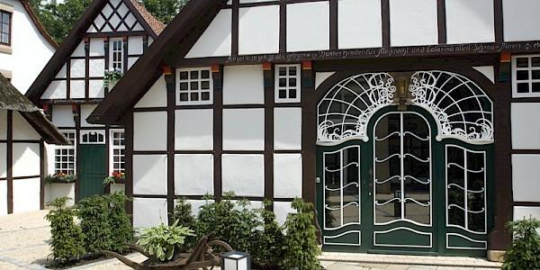 Das Tüöttenmuseum in Mettingen erzählt die Geschichte der Händler