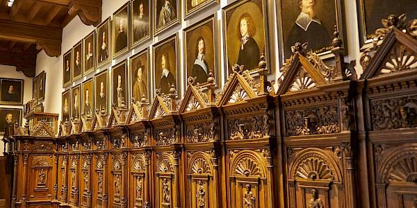 Der Friedenssaal zu Münster