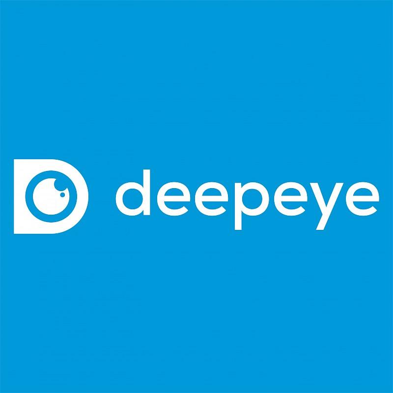 Das Logo von DeepEye<br>© DeepEye