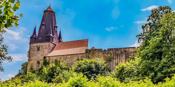 Die Burg von Bad Bentheim