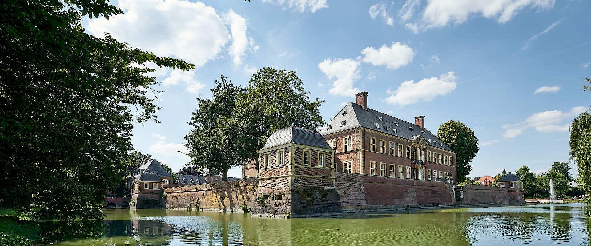 Schloss Ahaus 100 Schlösser Route