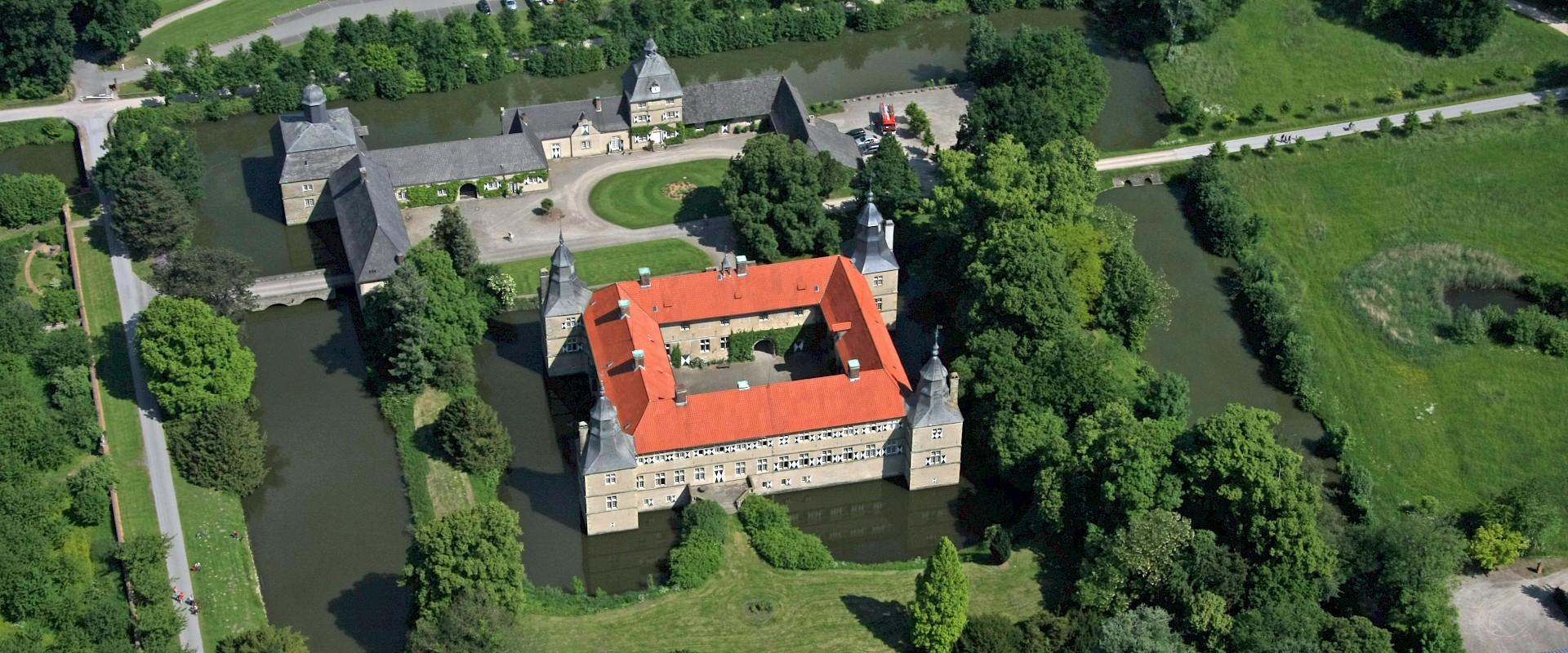 Schloss Westerwinkel 100 Schlösser Route