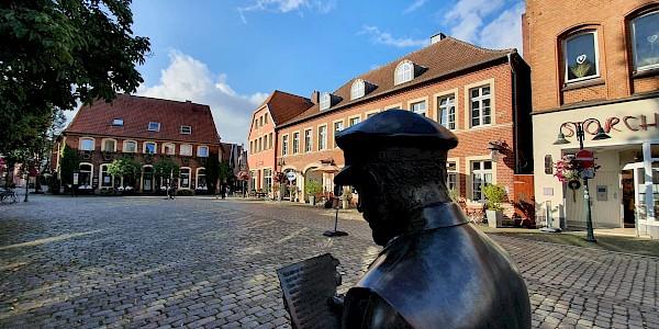 Die Altstadt von Telgte