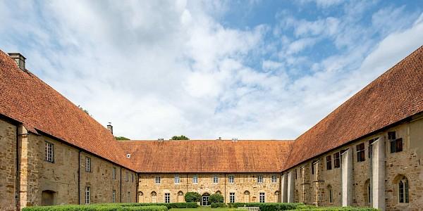 Das Kloster Bentlage am EmsRadweg