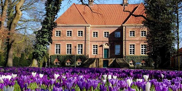 Das Gut Altenkamp bei Papenburg