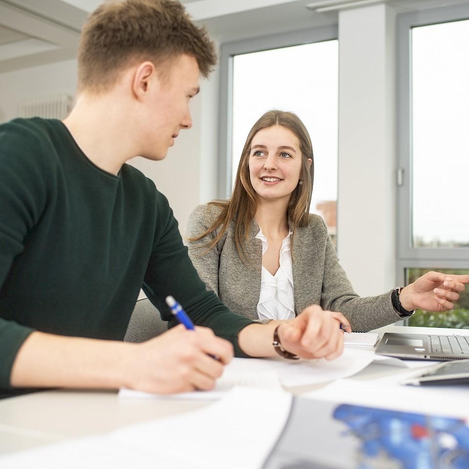 Berufliche Entwicklung - Regionalagentur Münsterland