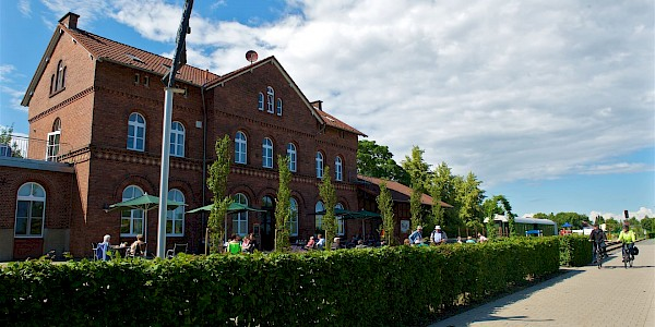 Rosendahl am Europaradweg R1