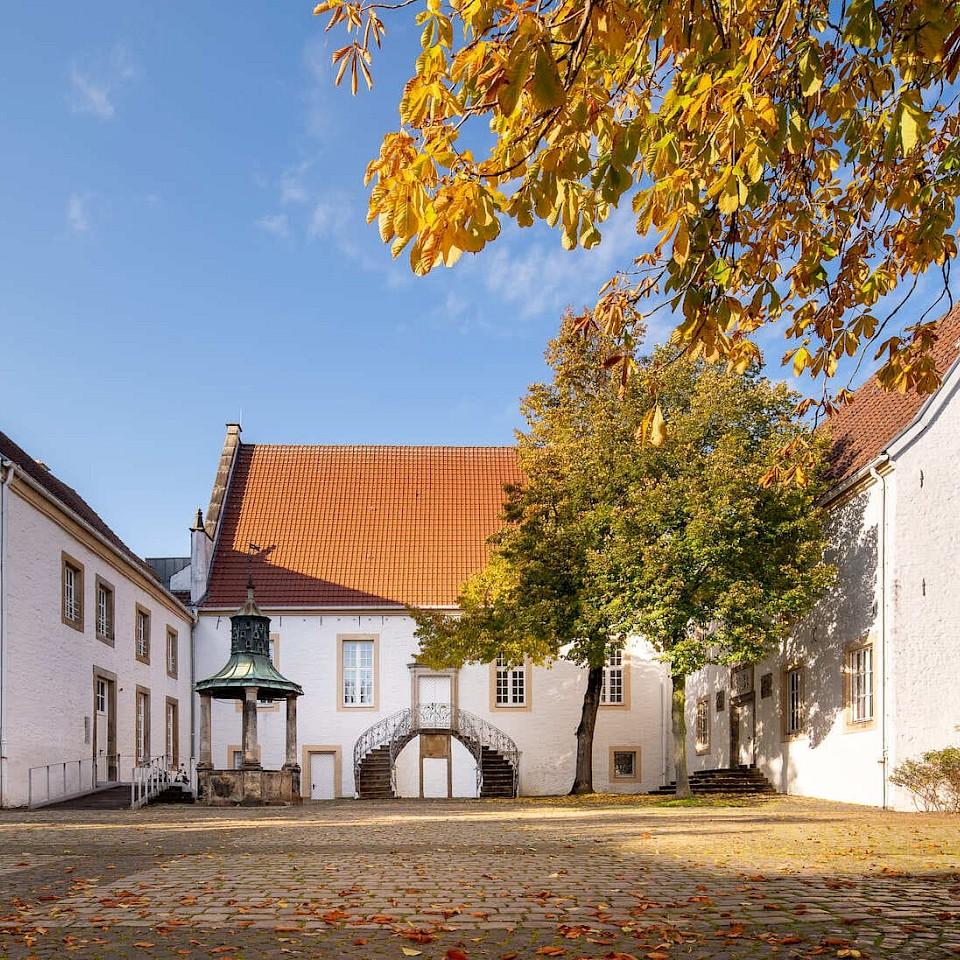 Der Falkenhof in Rheine