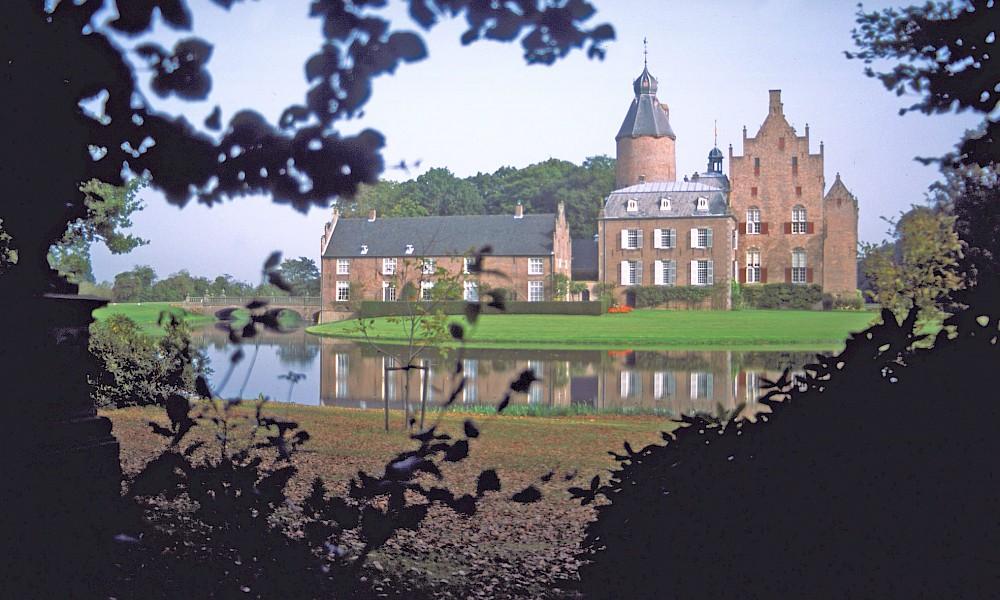 Kloster Frenswegen an der Vechtetalroute
