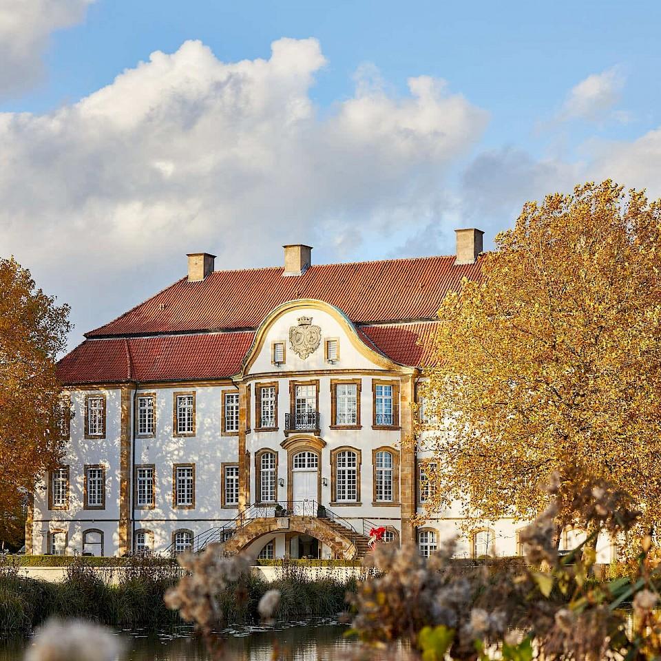 Harkotten Castle in Sassenberg