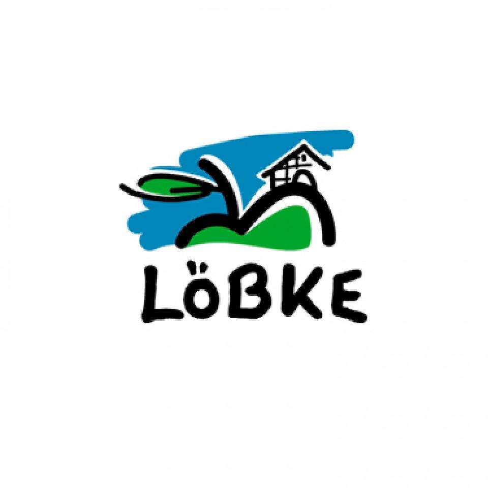 Das Logo des Hofes Löbke