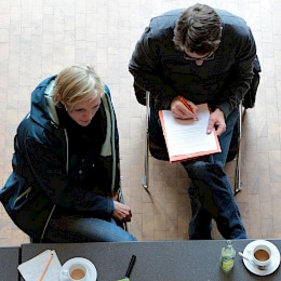 Schrijfmoties Culturele Academie