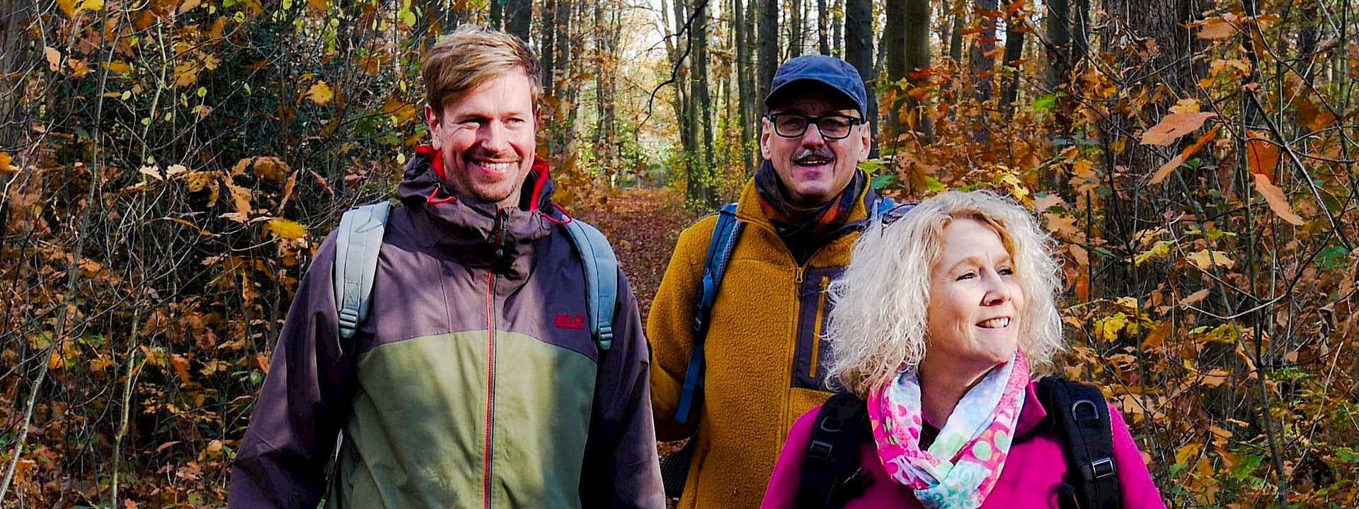 Wanderreise Heimat entdecken auf dem Hohe Mark Steig 4 Tage | ab 249 Euro