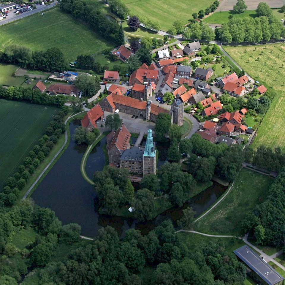 Raesfeld und das herrliche Schloss