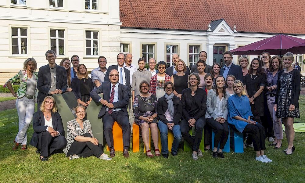 Das Team des Münsterland e.V.