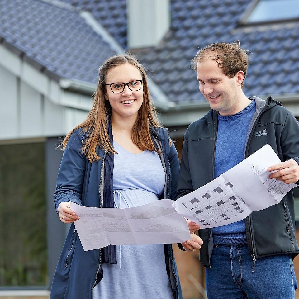 Duurzame renovatie van gebouwen in Münsterland
