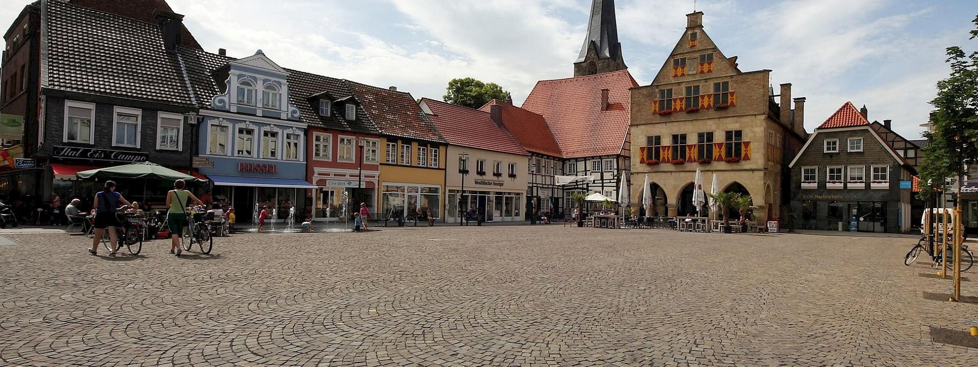 Radreise Burgen, Schlösser, Stadtkultur 5 Tage | ab 239 Euro