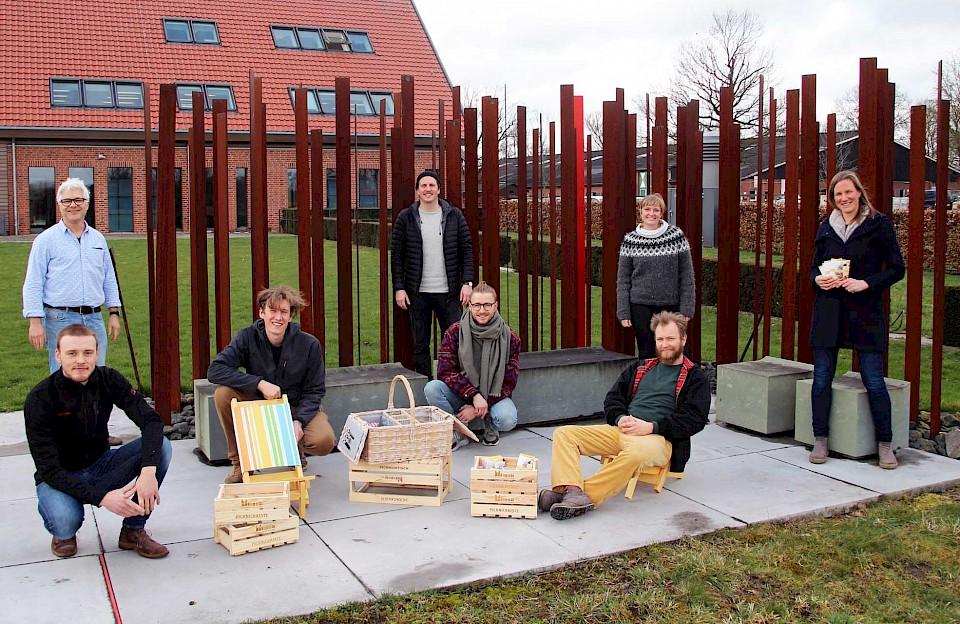 Picknick-Kooperation mit der Akademie für Gestaltung der Handwerkskammer Münster