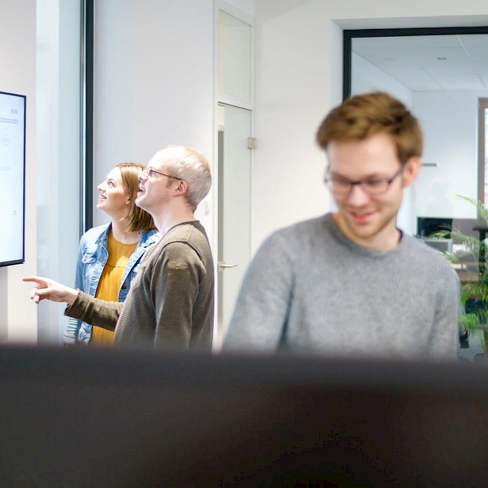 Die Digital-Agentur deltacity aus Emsdetten im Münsterland