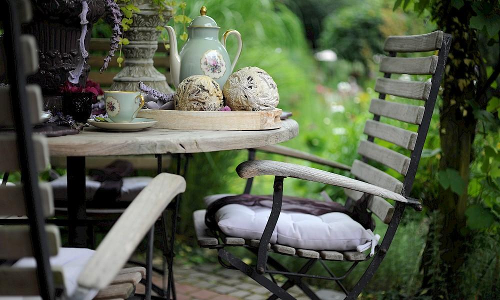 Eindrücke von der Gartenreise