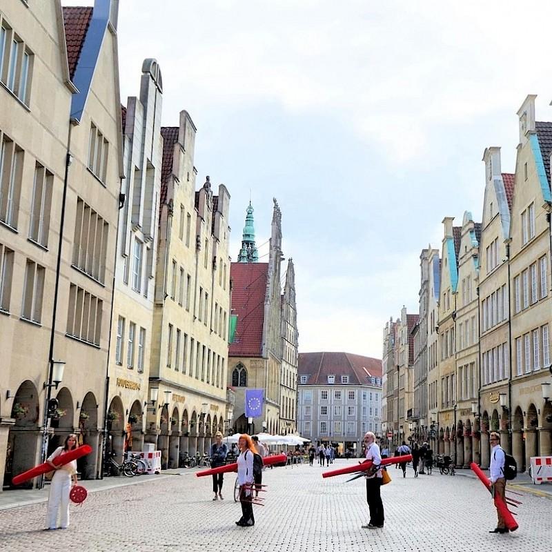Stadtensemble<br>© Dagmar Kesting
