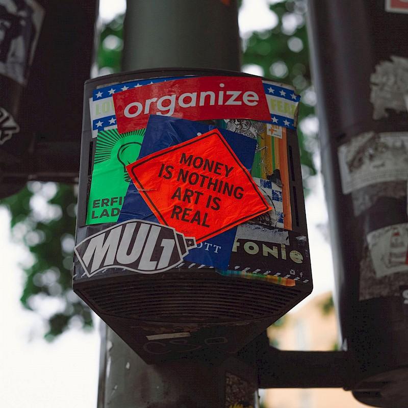 Kunst im öffentlichen Raum<br>© Unsplash/Markus Spiske