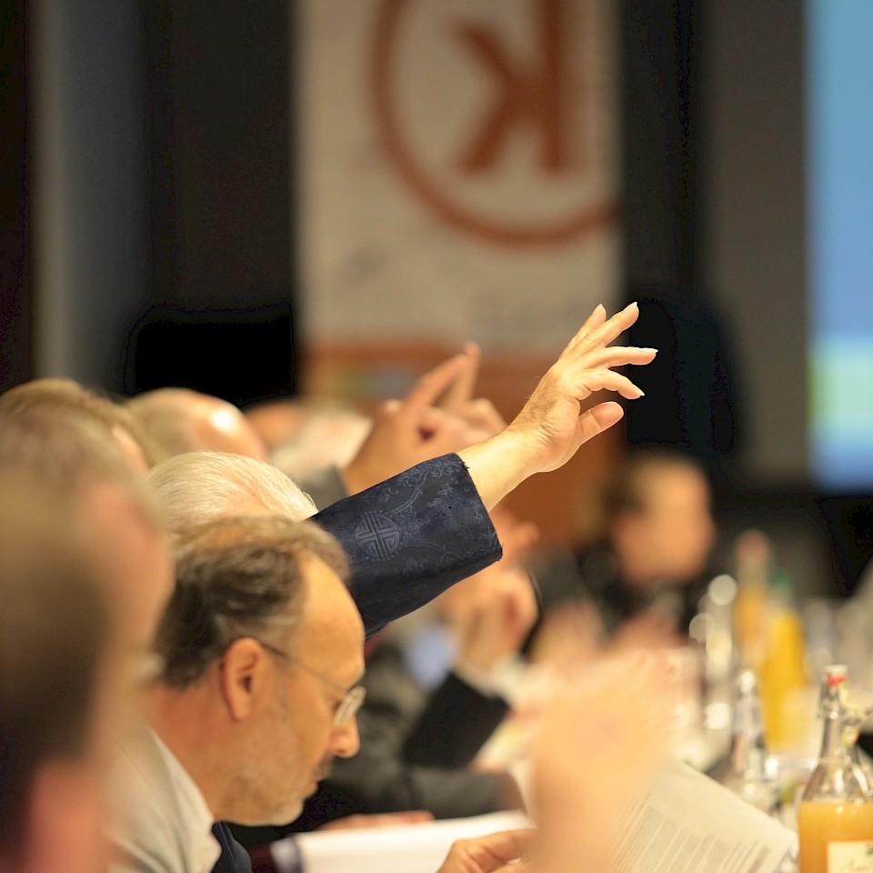 Kulturratssitzung 2014