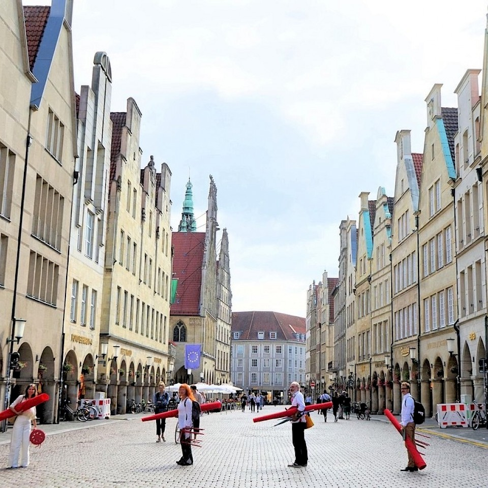 Stadtensemble Münster