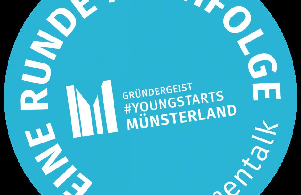 Eine Runde Nachfolge: So heißt der neue Thementalk des Verbundprojektes Gründergeist #Youngstarts Münsterland.