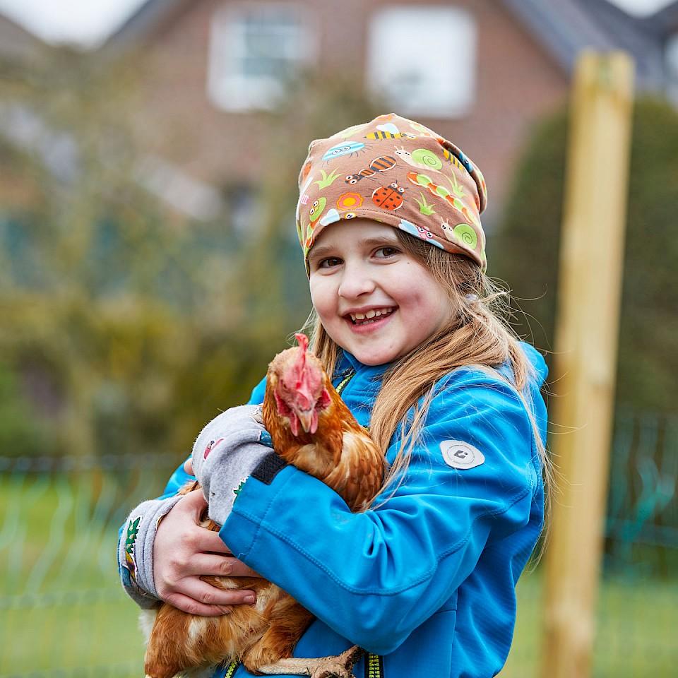 Familie Kahlmeier betreibt Klimaschutz im Alltag