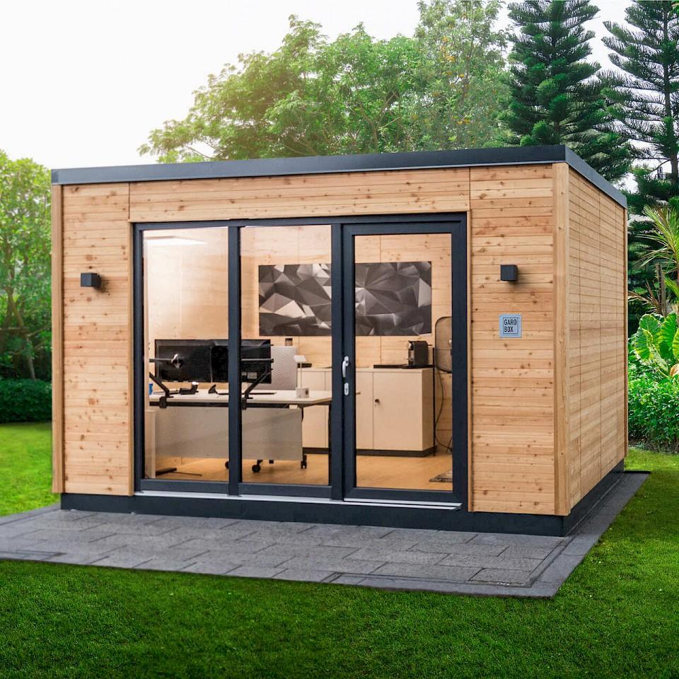 De Garobox, een innovatie uit Münsterland.