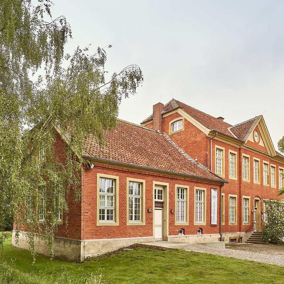 Het cultuurlandgoed Haus Nottbeck in Oelde