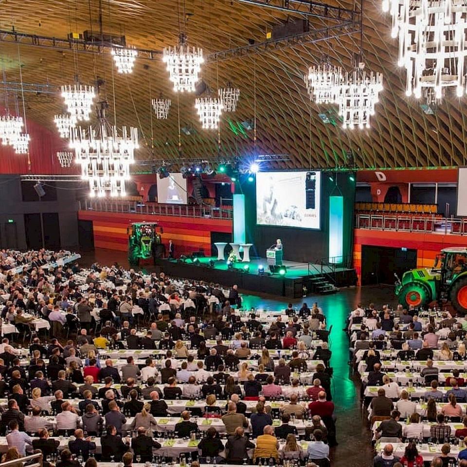 Arbeiten beim Messe und Congress Centrum Halle Münsterland in Münster