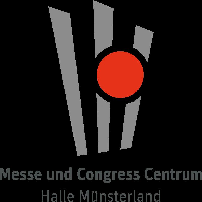 Das Logo von dem Messe und Congress Centrum Halle Münsterland<br>© Messe und Congress Centrum Halle Münsterland GmbH