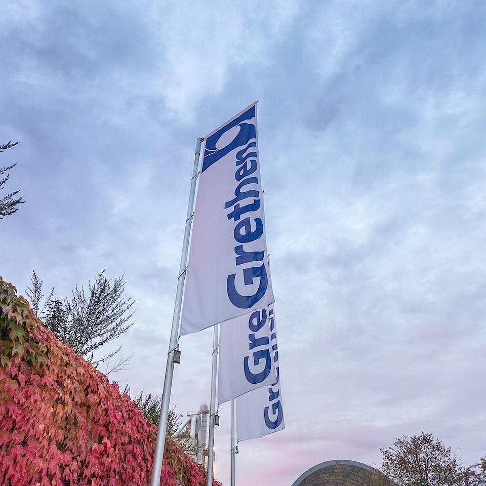 Arbeiten bei Grethen in Legden im Münsterland.