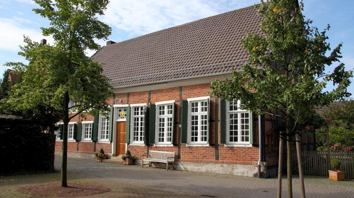 Das Heimathaus von Nordkirchen
