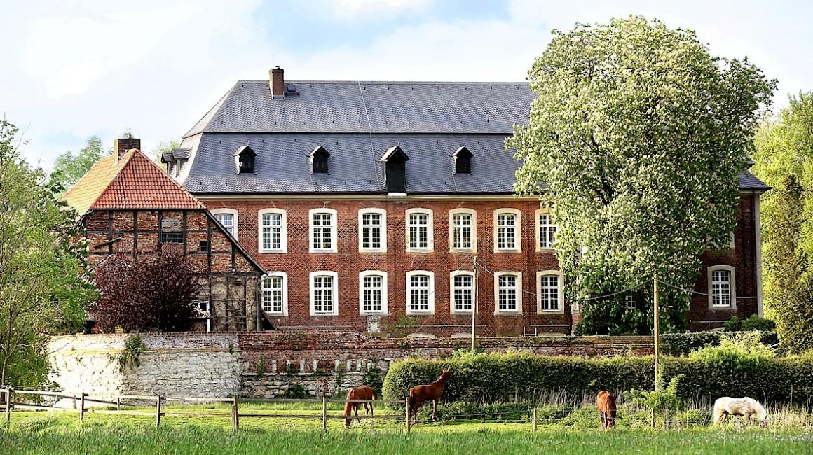 Sehr stilvoll - Haus Geist bei Oelde